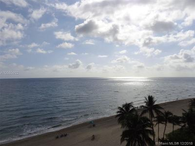 Hollywood Condo For Sale: 2301 S Ocean Dr #703