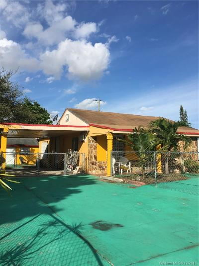 Hialeah Single Family Home For Sale: 751 SE 8th St