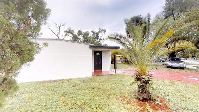 Fort Lauderdale Single Family Home For Sale: 1601 NW 11th St