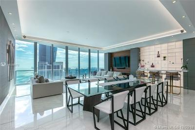 Sunny Isles Beach Condo For Sale: 17475 Collins Ave #3002