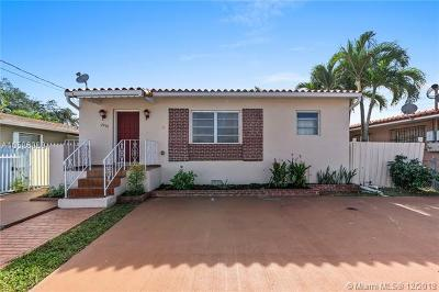 Miami Single Family Home For Sale: 2990 SW 25th St