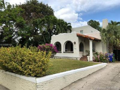 Miami Single Family Home For Sale: 237 SW 20th Rd