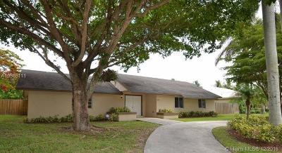 Rental For Rent: 10199 SW 143rd St
