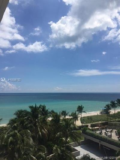 Miami Beach Condo For Sale: 6799 Collins #508