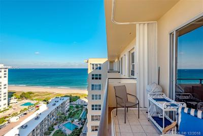 Lauderdale By The Sea Condo For Sale: 2000 S Ocean Blvd #PH-M