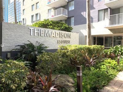 Miami Condo For Sale: 850 N Miami Ave #W-904