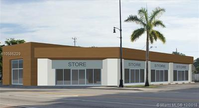 Hallandale Commercial For Sale: 308 N Federal Hwy