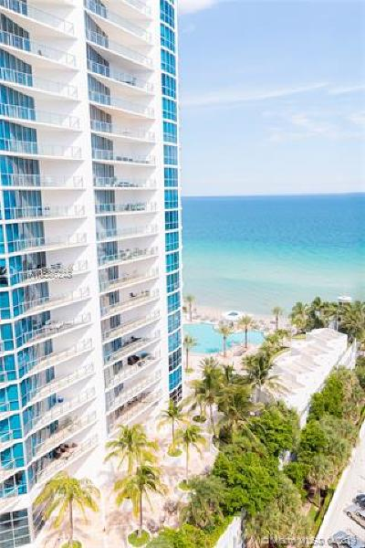 Hollywood Condo For Sale: 3505 S Ocean Dr #1505