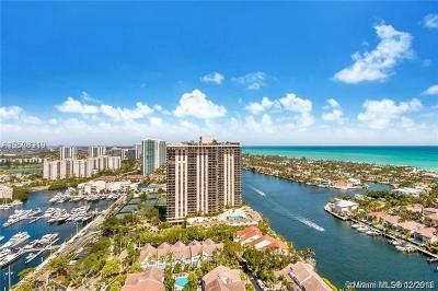 Aventura Condo For Sale: 19355 Turnberry Way #27L