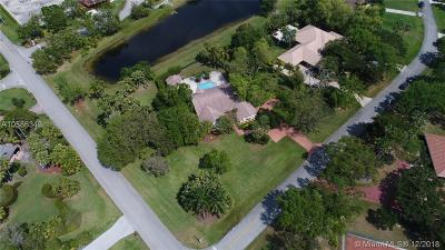 Weston Single Family Home For Sale: 2730 Stirrup Ln