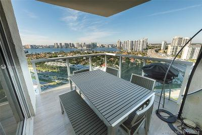 Ocean Two, Ocean Two Condo Rental For Rent: 19111 Collins Ave #2007