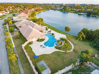 Lauderhill Single Family Home For Sale: 7248 NW 48th Ct