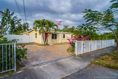 Miami Single Family Home For Sale: 11281 SW 48th St