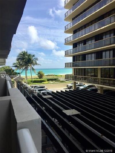 Surfside Condo For Sale: 9499 Collins Ave #205