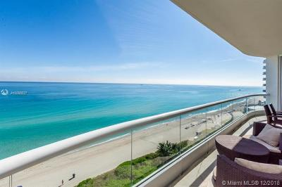 Sunny Isles Beach Rental For Rent: 16047 Collins Ave #1103
