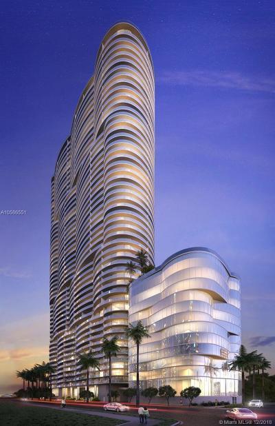 Miami Condo For Sale: 488 NE 18 #2303
