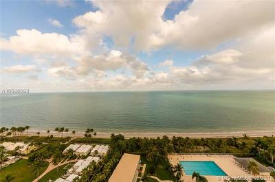 Condo For Sale: 881 Ocean Dr #18F