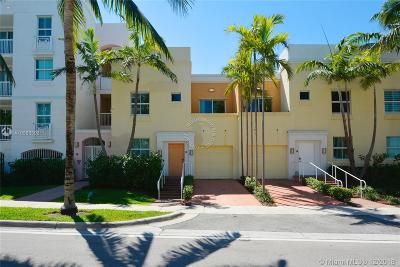 Surfside Condo For Sale: 9172 Collins Ave #18