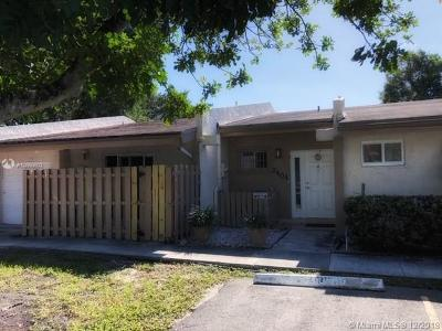 Hollywood Single Family Home For Sale: 2404 N 37th Ave