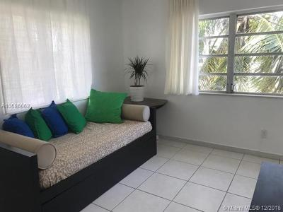 Rental Active With Contract: 8132 Harding Ave #8