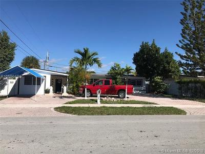 Miami-Dade County Single Family Home For Sale: 1585 W 56th Pl