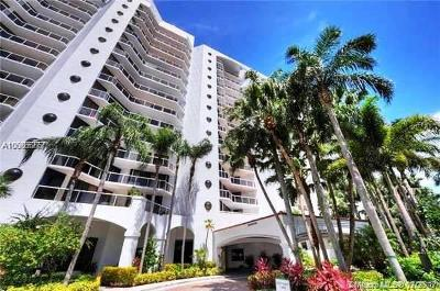 Miami-Dade County Rental For Rent: 3610 Yacht Club Dr #314