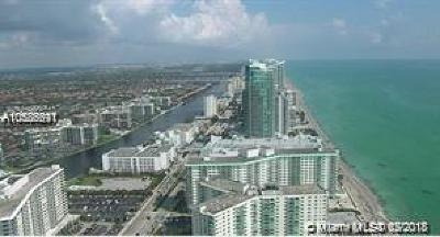Broward County Rental For Rent: 2301 S Ocean Dr #308