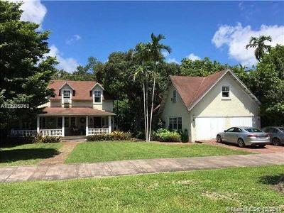 Coral Gables Residential Lots & Land For Sale: 6810 Maynada St