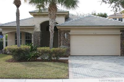 Palm Beach Gardens Single Family Home Active With Contract: 9365 Osprey Isles Blvd