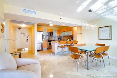 Miami Beach Condo For Sale: 5225 Collins Ave #921