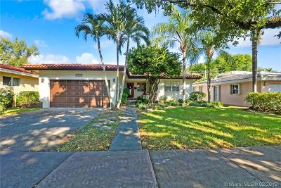 Coral Gables Single Family Home For Sale: 1449 Baracoa Ave