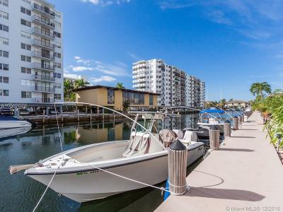 North Miami Beach Condo For Sale: 3666 NE 167th St #30