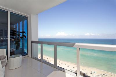 Miami Beach Condo For Sale: 6899 Collins Ave #1508