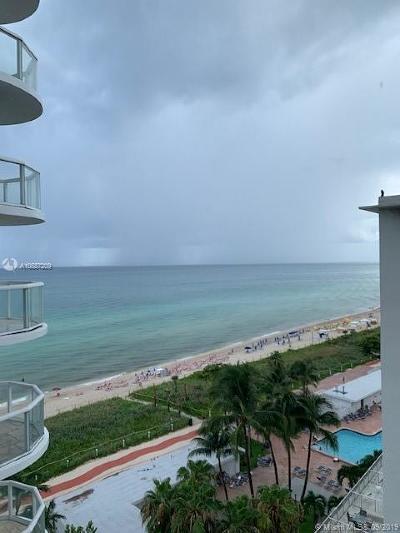 Miami Beach Condo For Sale: 6365 Collins Ave #1004