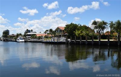 North Miami Beach Single Family Home For Sale: 16650 NE 35th Ave