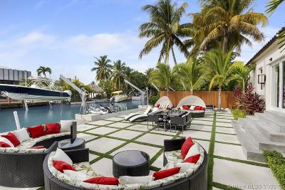 Miami Beach Single Family Home For Sale: 7990 Hawthorne Ave