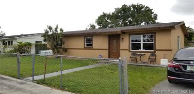 Homestead Single Family Home For Sale: 15002 SW 300th Ter