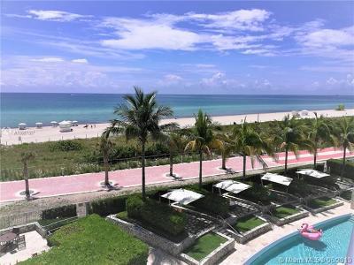 Miami Beach Condo For Sale: 5875 Collins Ave #501