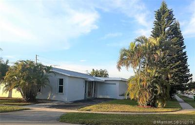 Sunrise Single Family Home For Sale: 4111 NW 113