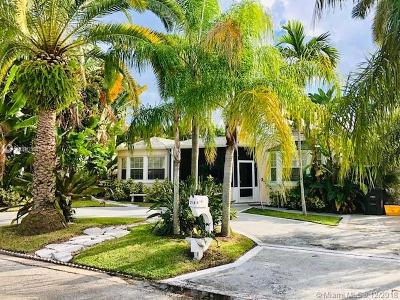 West Palm Beach Single Family Home For Sale: 210 33rd St
