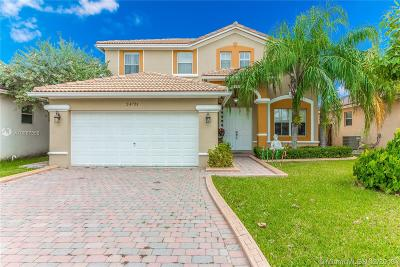 Homestead Single Family Home For Sale: 24731 SW 109th Ave