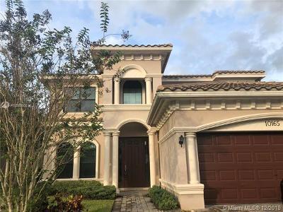 Parkland Single Family Home For Sale: 10165 Cameilla St