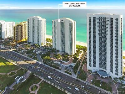 Sunny Isles Beach Rental Pending Sale: 16047 Collins Ave #1704