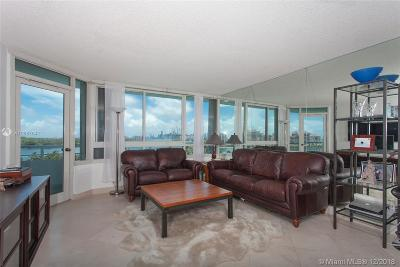 Miami Beach Condo For Sale: 400 S Pointe #707
