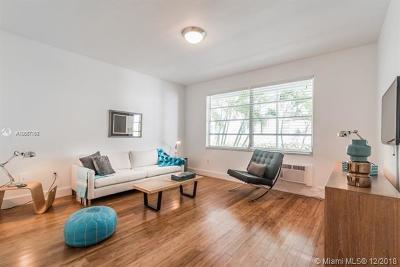 Miami Beach Condo For Sale: 1606 Jefferson Ave #5