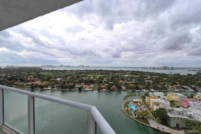 Miami Beach Condo For Sale: 5900 Collins Ave #2205