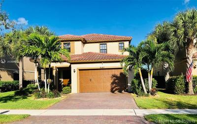 Parkland Single Family Home For Sale: 7583 NW 113th Ave