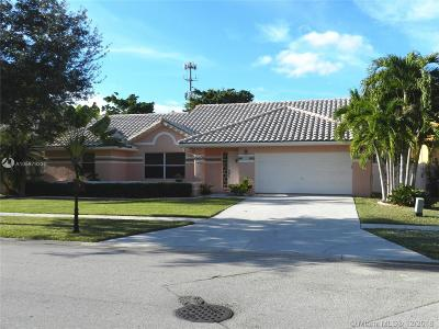Pembroke Pines FL Single Family Home For Sale: $459,000