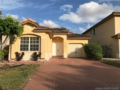 Doral Single Family Home Sold: 5225 NW 112th Pl