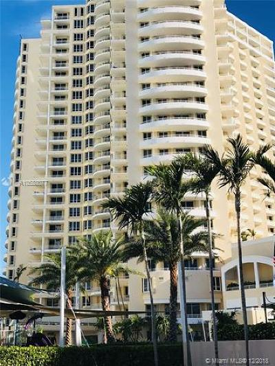 Miami Condo For Sale: 888 Brickell Key Dr #1507